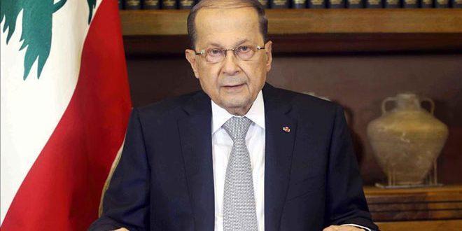 رئیس جمهور لبنان: درخواست تحقیقات بینالمللی درباره انفجار بیروت، اتلاف وقت است