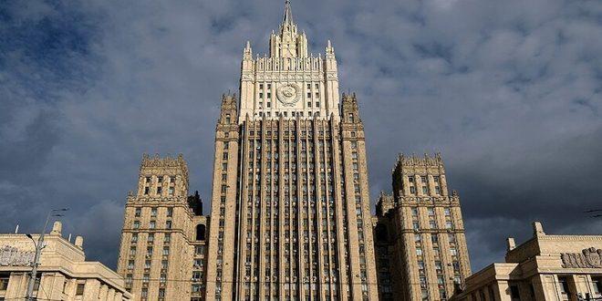 """משרד החוץ הרוסי : ההסכם בין מיליציה קסד לבין חברה אמריקנית לשדידת הנפט הסורי השתלמות להפרות וושינגטון לכללי החוק הבינ""""ל וריבונות סוריה"""