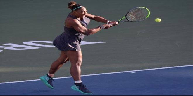 سيرينا ويليامز تعلن مشاركتها في بطولة أمريكا المفتوحة