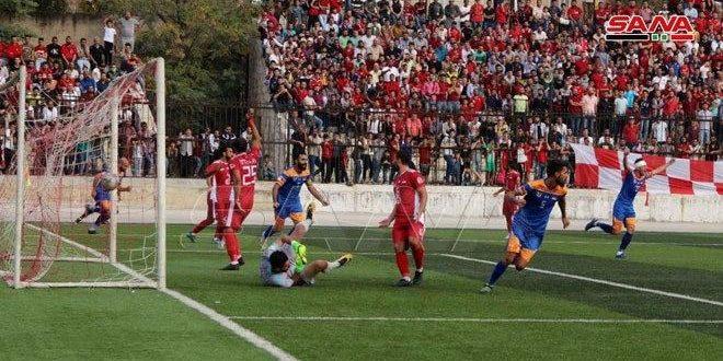 الكرامة يفوز على الاتحاد في أبرز مباريات الجولة الثانية للدوري الممتاز لكرة القدم