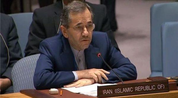 إيران: ضرورة احترام سيادة سورية والخروج الكامل للقوات الأجنبية غير الشرعية المتواجدة فيها