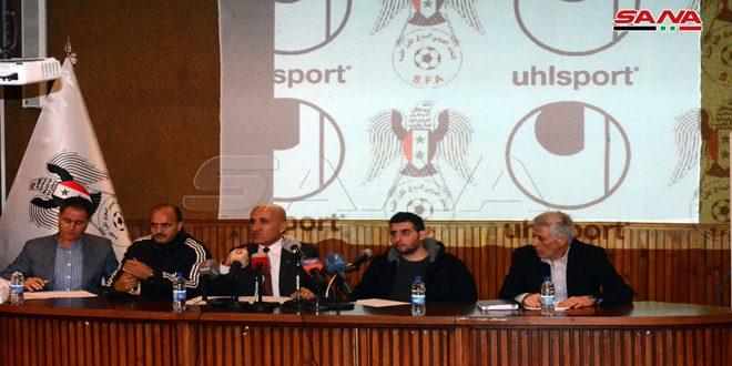 اتحاد كرة القدم يستبعد اللاعب عمر خريبين من المنتخب الأول