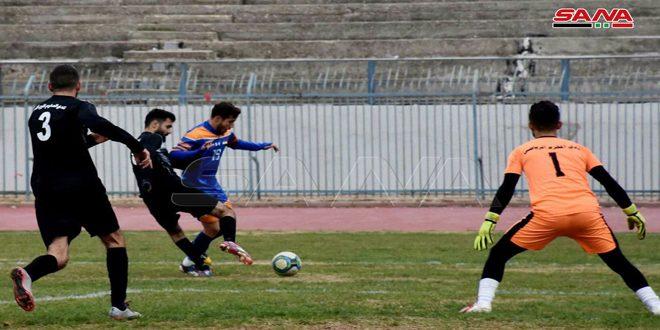 الاتحاد والجيش والشرطة والكرامة يكملون عقد المتأهلين إلى الدور ربع النهائي لكأس الجمهورية بكرة القدم