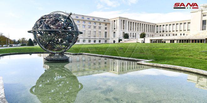 لجنة مناقشة الدستور تواصل اجتماعات الجولة الخامسة في جنيف